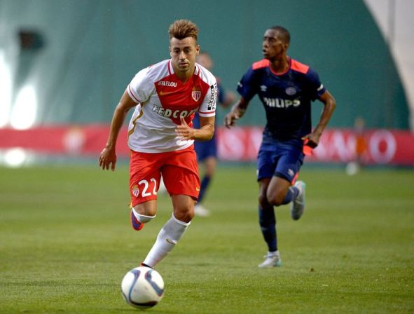FOOTBALL : Monaco vs PSV Eindhoven - Pre Saison - 17/07/2015