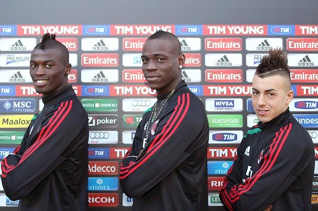Soccer - Mario Balotelli - AC Milan signing
