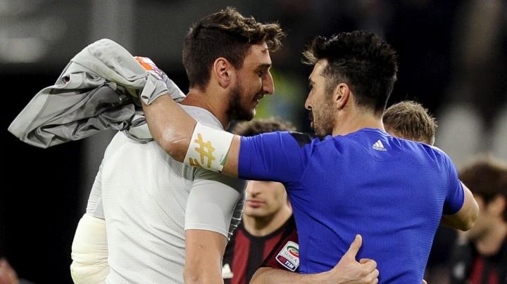 Juventus v AC Milan - Italian Serie A